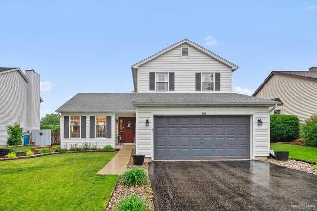 561 Adare Road, Bartlett, IL 60103 (MLS #11096314) :: Ryan Dallas Real Estate