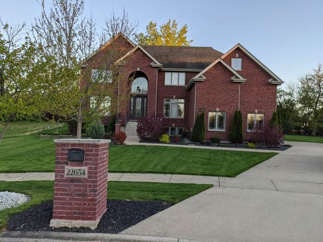 22654 Frontier Court, Frankfort, IL 60423 (MLS #11096321) :: BN Homes Group