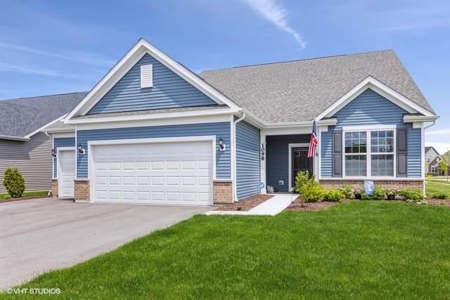 1098 Bernice Drive, Bolingbrook, IL 60490 (MLS #11096386) :: BN Homes Group