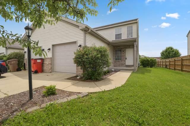 3707 Boulder Ridge Drive, Champaign, IL 61822 (MLS #11096471) :: BN Homes Group