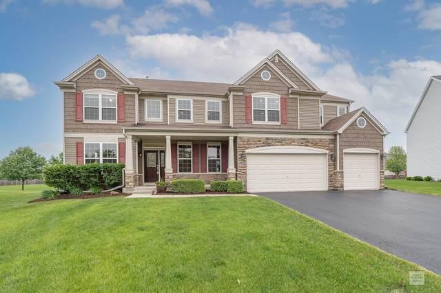405 Wilton Court, Oswego, IL 60543 (MLS #11096598) :: O'Neil Property Group