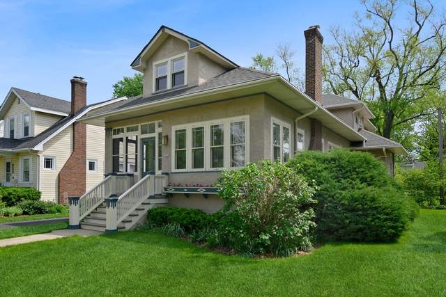 4201 Forest Avenue, Western Springs, IL 60558 (MLS #11096657) :: Touchstone Group