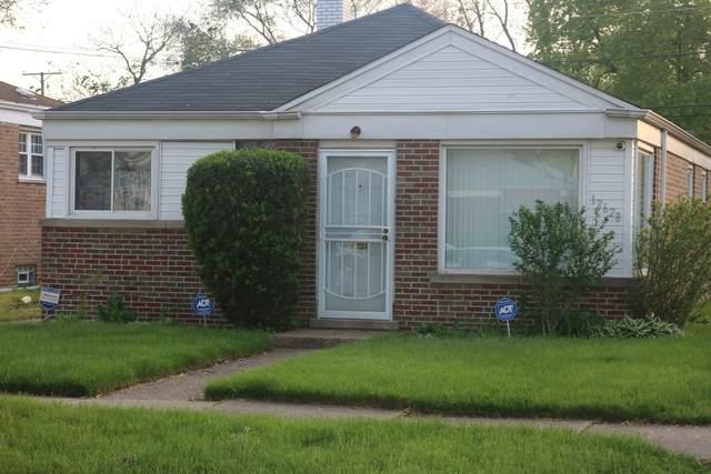 12628 S Throop Street, Calumet Park, IL 60827 (MLS #11096773) :: Ryan Dallas Real Estate