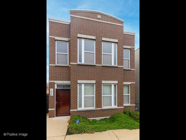 1838 N Laramie Avenue A, Chicago, IL 60639 (MLS #11096777) :: Touchstone Group