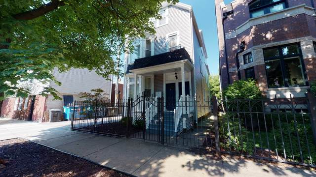 3414 N Seeley Avenue, Chicago, IL 60618 (MLS #11096918) :: Touchstone Group