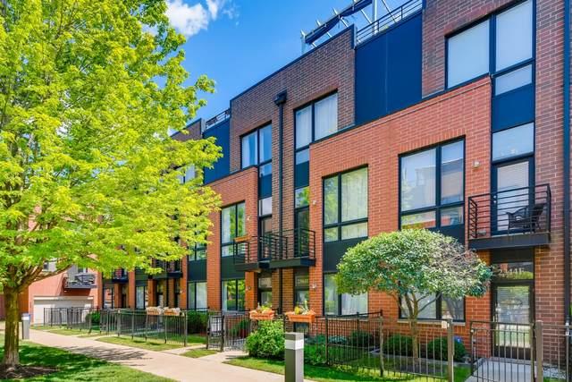 2344 W Wolfram Street D, Chicago, IL 60618 (MLS #11096929) :: Lewke Partners