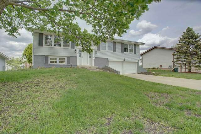 1060 Englewood Road, Hoffman Estates, IL 60169 (MLS #11097042) :: O'Neil Property Group