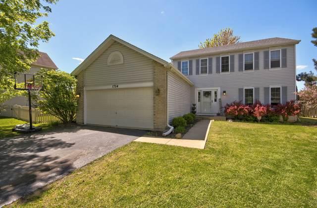1754 Gleneagle Court, Romeoville, IL 60446 (MLS #11097186) :: BN Homes Group