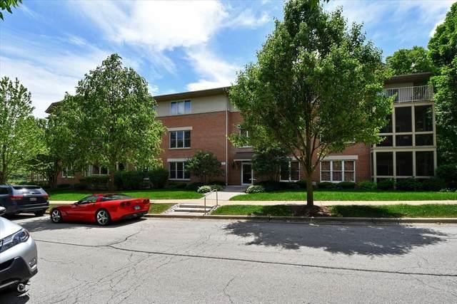 10 Ford Street #105, Geneva, IL 60134 (MLS #11097277) :: The Dena Furlow Team - Keller Williams Realty
