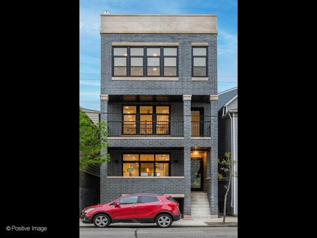 2438 N Western Avenue #1, Chicago, IL 60647 (MLS #11097409) :: John Lyons Real Estate