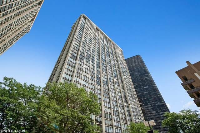 5445 N Sheridan Road #3612, Chicago, IL 60640 (MLS #11097499) :: Angela Walker Homes Real Estate Group