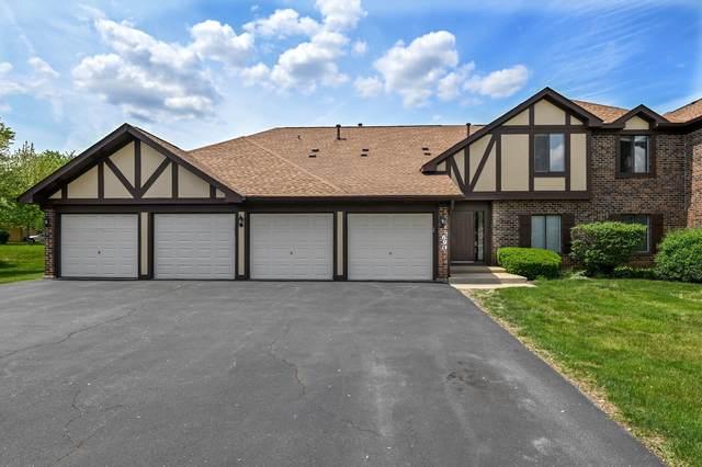 690 Cross Creek Drive C, Roselle, IL 60172 (MLS #11097607) :: O'Neil Property Group