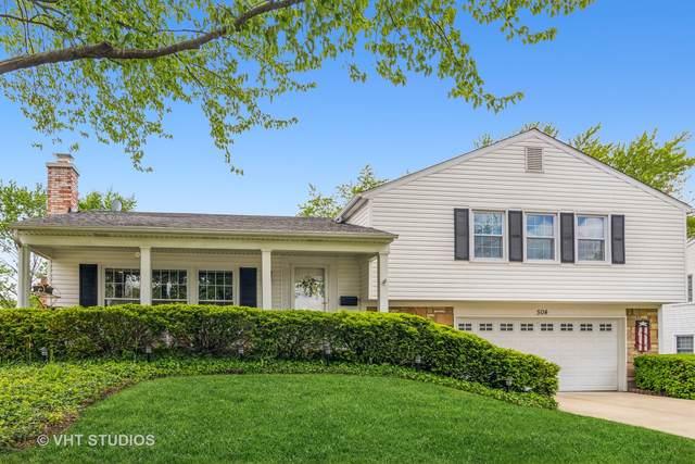 504 N Braintree Drive, Schaumburg, IL 60194 (MLS #11097687) :: O'Neil Property Group