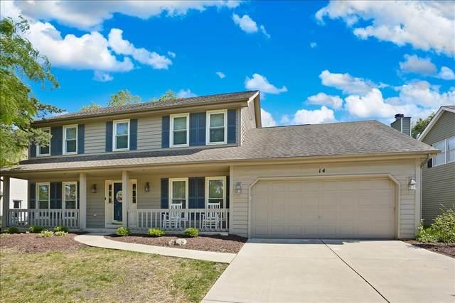 14 Breckenridge Drive, Aurora, IL 60504 (MLS #11097924) :: Ryan Dallas Real Estate