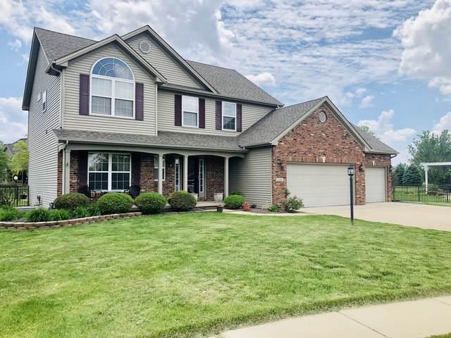 1506 Beaver Lake Drive, Mahomet, IL 61853 (MLS #11097993) :: BN Homes Group