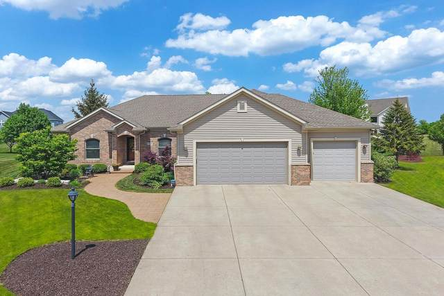 10027 51st Court, Pleasant Prairie, WI 53158 (MLS #11098759) :: Jacqui Miller Homes
