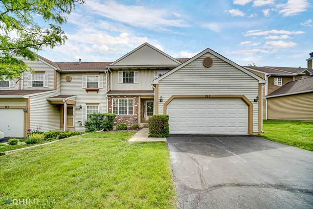 261 Ascot Lane, Streamwood, IL 60107 (MLS #11098780) :: The Wexler Group at Keller Williams Preferred Realty
