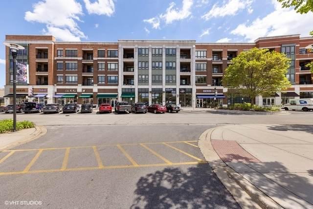 450 Village Center Drive #308, Burr Ridge, IL 60527 (MLS #11098880) :: The Wexler Group at Keller Williams Preferred Realty