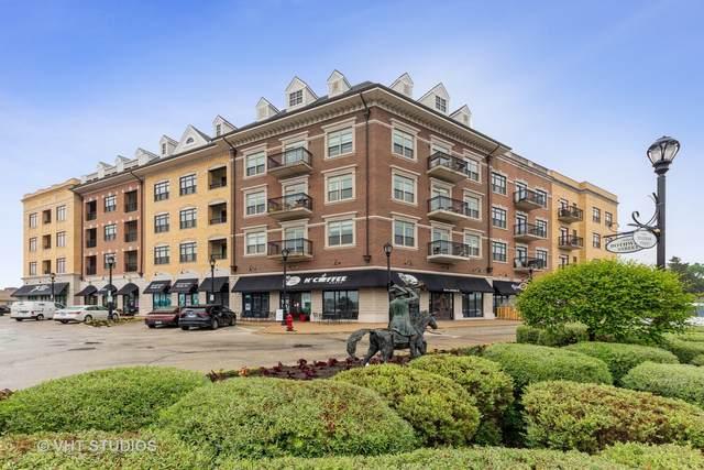 24 W Station Street 317W, Palatine, IL 60067 (MLS #11098951) :: BN Homes Group