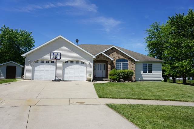101 Red Bud Court, Mahomet, IL 61853 (MLS #11099041) :: Littlefield Group