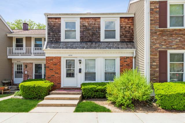 1850 Wellington Place, Hoffman Estates, IL 60169 (MLS #11099170) :: Helen Oliveri Real Estate