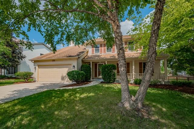 380 Breckenridge Drive, Aurora, IL 60504 (MLS #11099252) :: Charles Rutenberg Realty