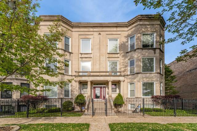 4335 S Vincennes Avenue 3N, Chicago, IL 60653 (MLS #11099352) :: O'Neil Property Group