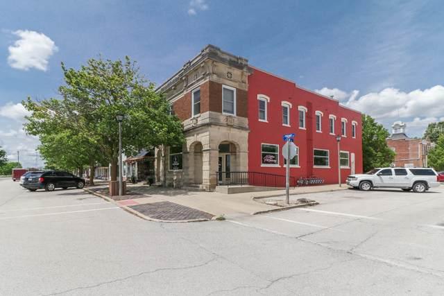 111 W Front Street, El Paso, IL 61738 (MLS #11099398) :: Jacqui Miller Homes
