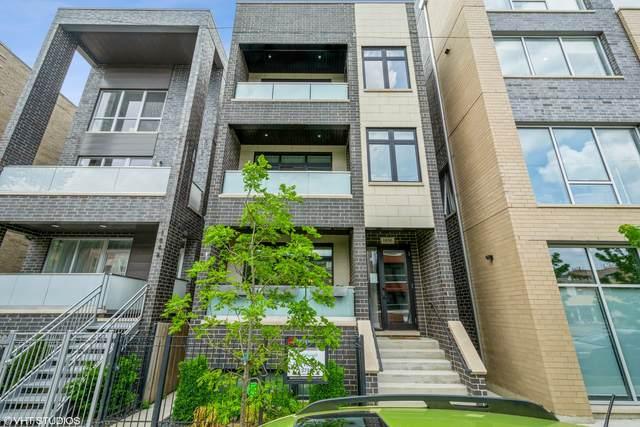 1850 N California Avenue #3, Chicago, IL 60647 (MLS #11099530) :: Carolyn and Hillary Homes