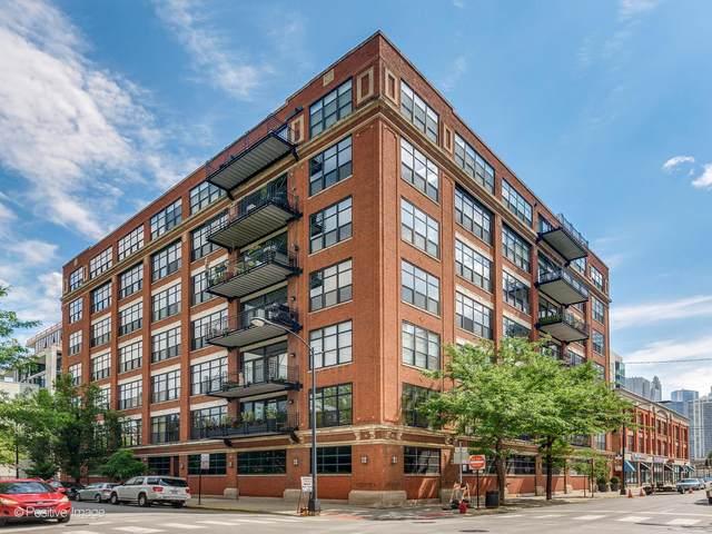 850 W Adams Street 7B, Chicago, IL 60607 (MLS #11099803) :: Jacqui Miller Homes