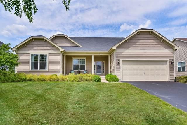 443 Snow Street, Sugar Grove, IL 60554 (MLS #11099837) :: O'Neil Property Group