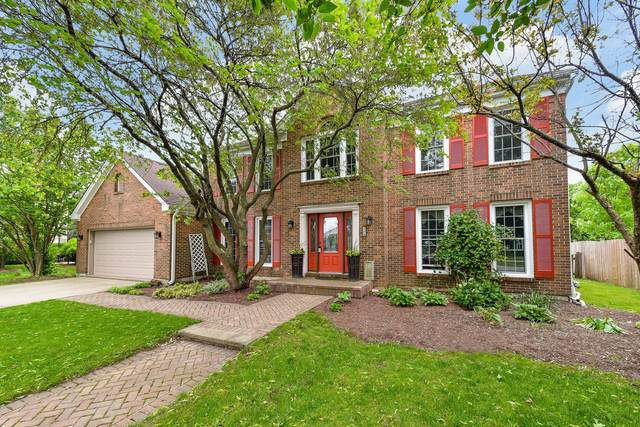 306 Longfellow Drive, Wheaton, IL 60189 (MLS #11100025) :: Rossi and Taylor Realty Group