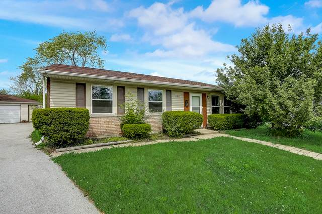 3868 Holly Court, Country Club Hills, IL 60478 (MLS #11100056) :: Ryan Dallas Real Estate