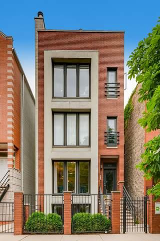 2552 W Walton Street #1, Chicago, IL 60622 (MLS #11100456) :: John Lyons Real Estate