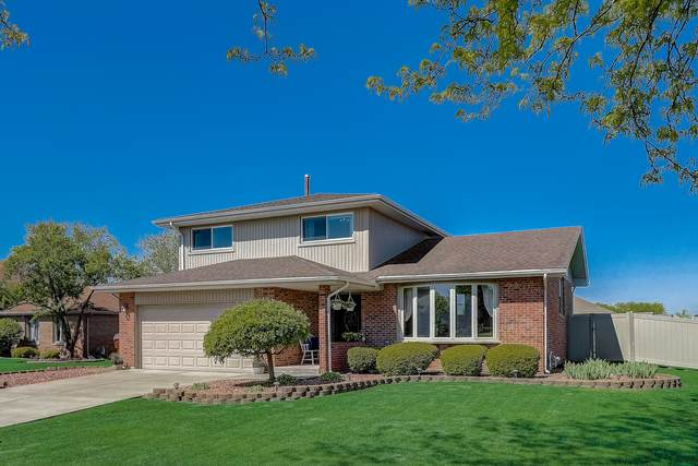 20340 S Cobble Stone Court, Frankfort, IL 60423 (MLS #11100651) :: O'Neil Property Group