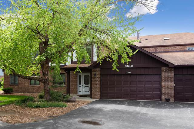 9840 Terrace Drive E2, Palos Park, IL 60464 (MLS #11100966) :: The Wexler Group at Keller Williams Preferred Realty