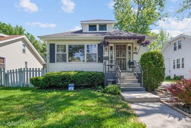 1745 Burr Oak Road, Homewood, IL 60430 (MLS #11101039) :: The Wexler Group at Keller Williams Preferred Realty