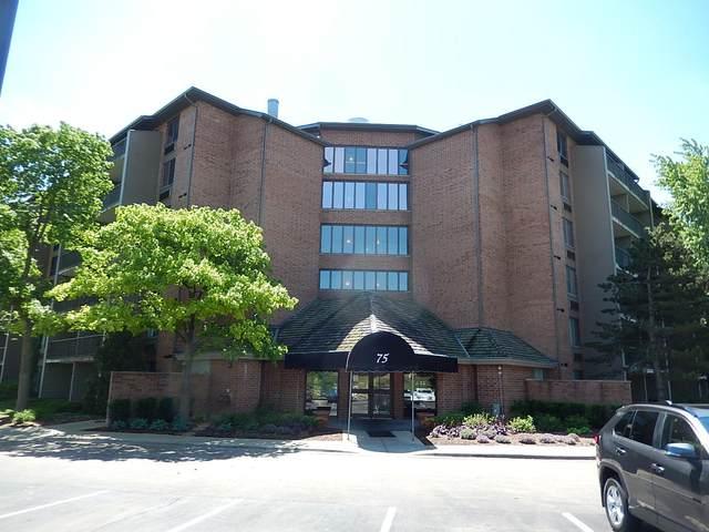 75 Kristin Circle #106, Schaumburg, IL 60195 (MLS #11101101) :: BN Homes Group