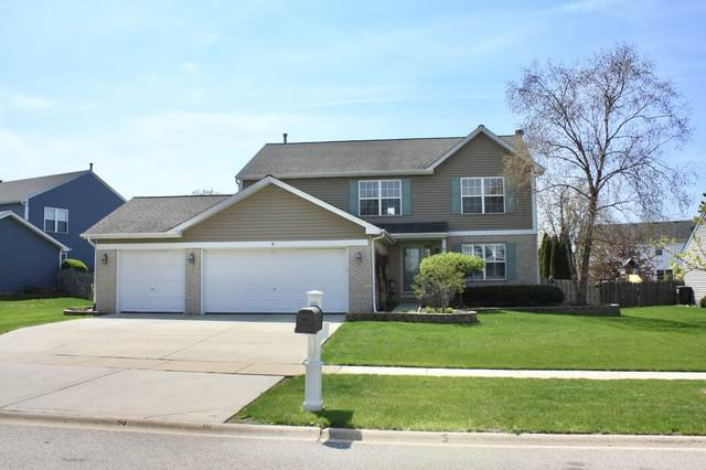 4 Newbury Court, Lake In The Hills, IL 60156 (MLS #11101147) :: BN Homes Group