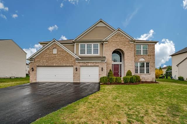 24816 W Prairie Grove Drive, Plainfield, IL 60585 (MLS #11101221) :: Jacqui Miller Homes