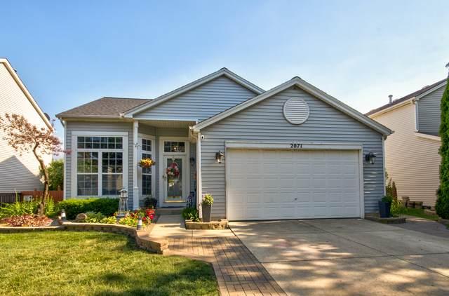 2071 Kentland Drive, Romeoville, IL 60446 (MLS #11101391) :: BN Homes Group