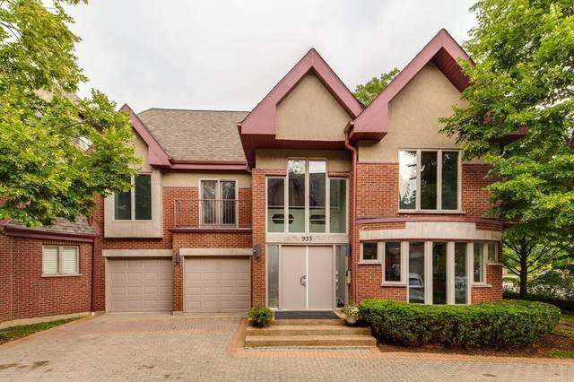 933 Central Avenue #6, Highland Park, IL 60035 (MLS #11101782) :: Suburban Life Realty