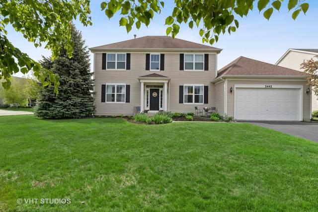 2442 Trailside Lane, Wauconda, IL 60084 (MLS #11101991) :: BN Homes Group