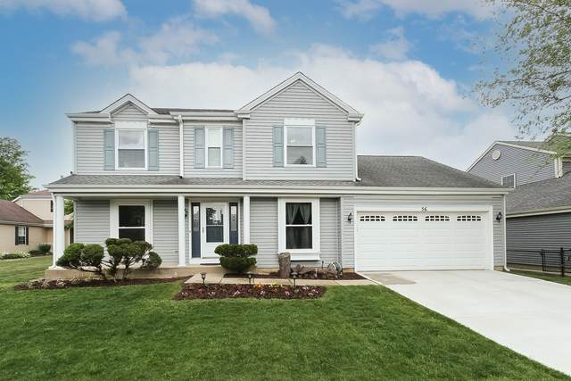 56 Mckinley Lane, Streamwood, IL 60107 (MLS #11102021) :: BN Homes Group