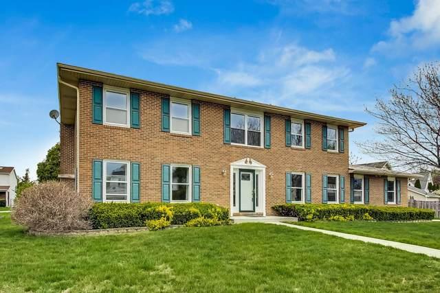 1290 W Dovington Drive, Hoffman Estates, IL 60169 (MLS #11102101) :: BN Homes Group