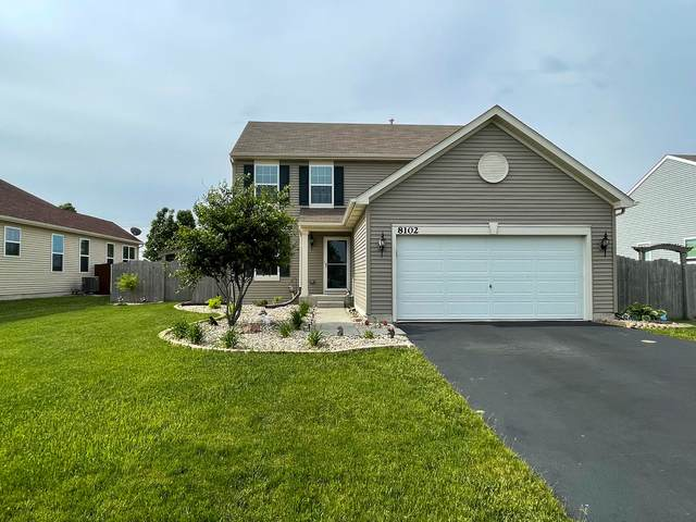 8102 Wood River Street, Joliet, IL 60431 (MLS #11102114) :: Suburban Life Realty
