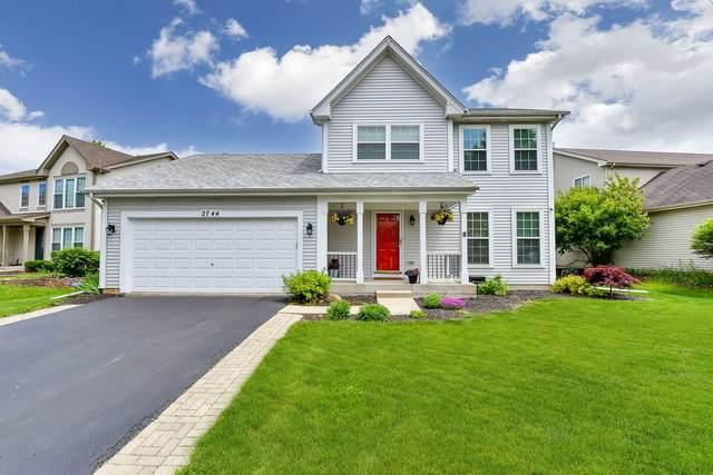 2744 Stuart Kaplan Drive, Aurora, IL 60503 (MLS #11102167) :: O'Neil Property Group