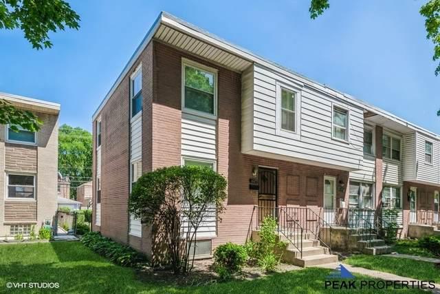 6525 N Kedzie Avenue, Chicago, IL 60645 (MLS #11102187) :: John Lyons Real Estate