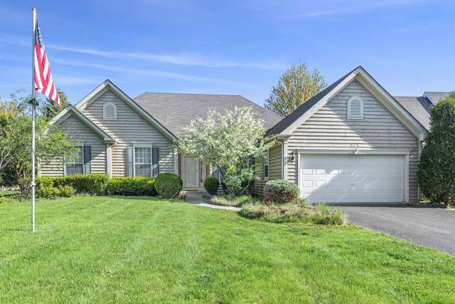 921 High Ridge Drive, West Chicago, IL 60185 (MLS #11102251) :: BN Homes Group