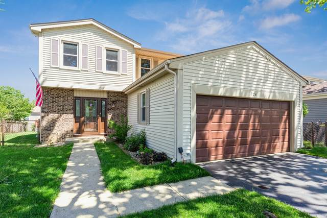 724 Middleton Drive, Roselle, IL 60172 (MLS #11102404) :: BN Homes Group